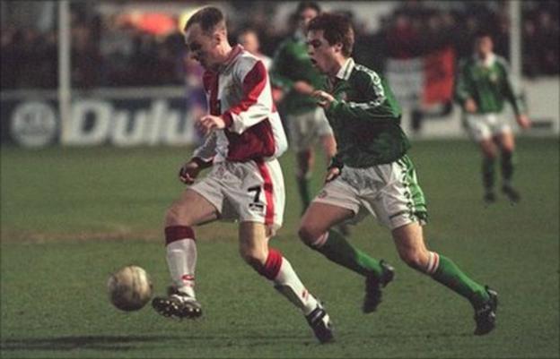 Jon McCarthy and Alan Maybury