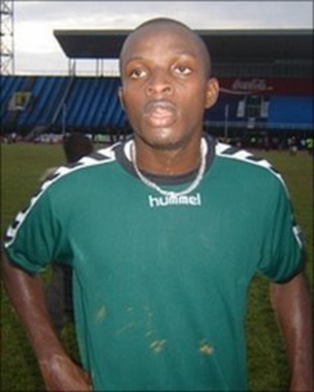 Mustapha Bangura