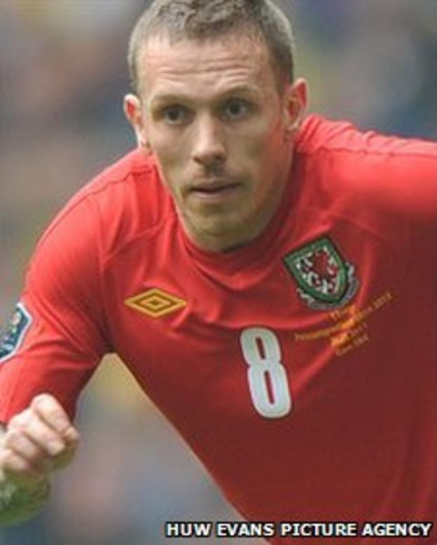 Striker Craig Bellamy has been suffering with a hamstring problem