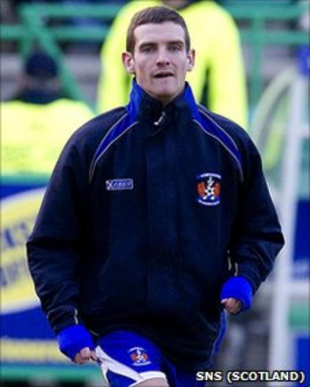 Kilmarnock captain Craig Bryson