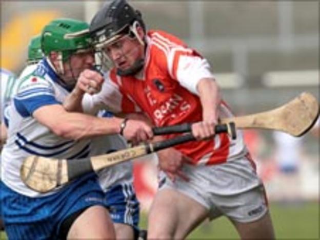 Ulster SHC action