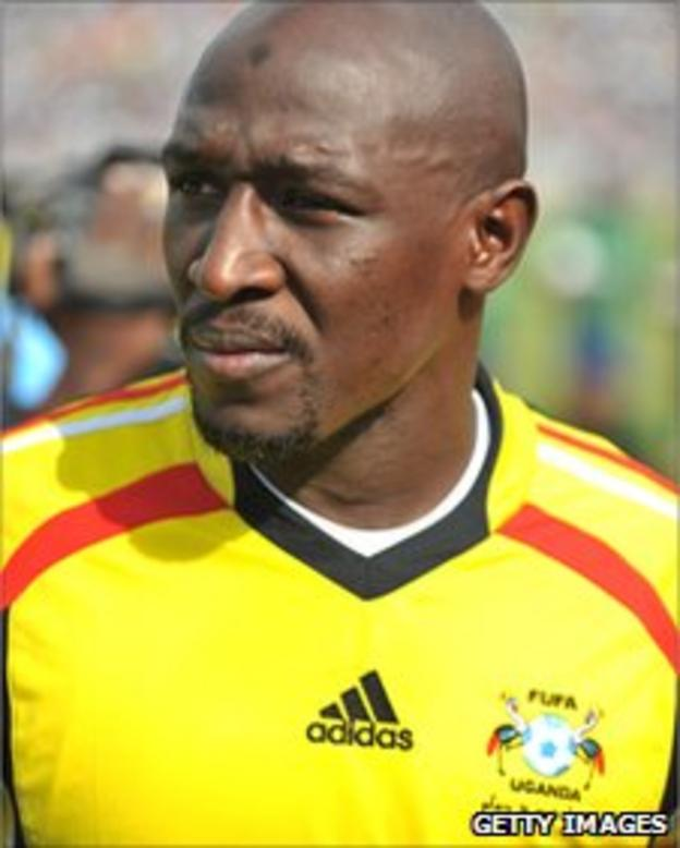 Regular Uganda captain Ibrahim Sekagya