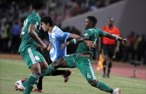 Nigeria v Argentina (Abuja, 1 June 2011)
