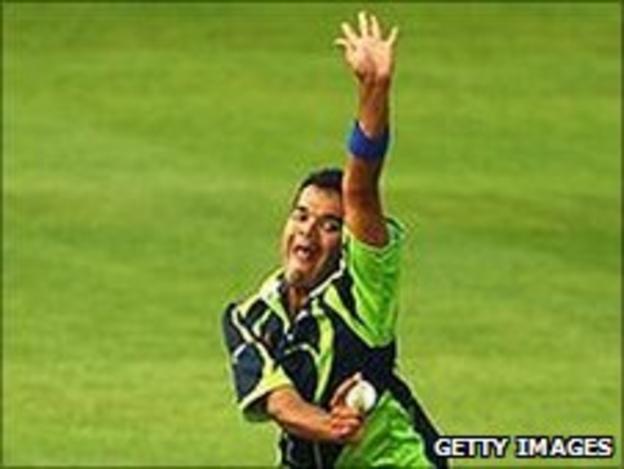 Azeem Rafi of Yorkshire