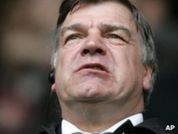 Former Blackburn and Bolton boss Sam Allardyce is the new West Ham manager