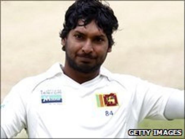 Sri Lanka's centurion Kumar Sangakkara