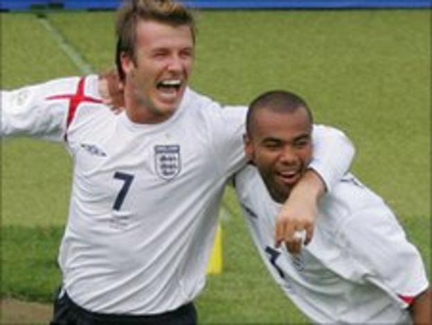 Will David Beckham and Ashley Cole play for Team GB in 2012?