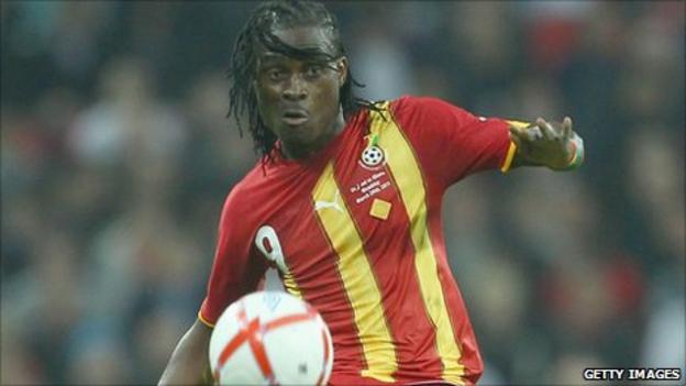 Ghana's Derek Boateng
