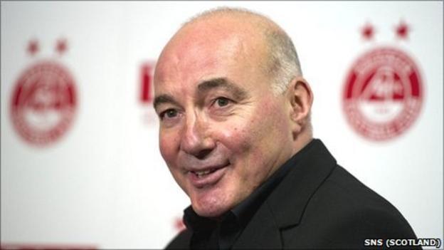Aberdeen director of football development Willie Miller