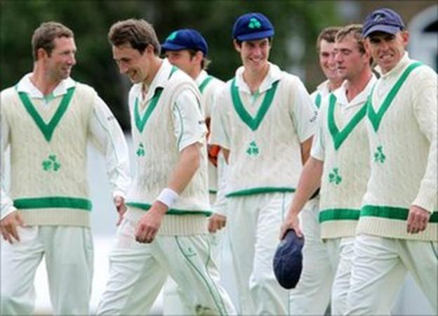 Irish cricket team