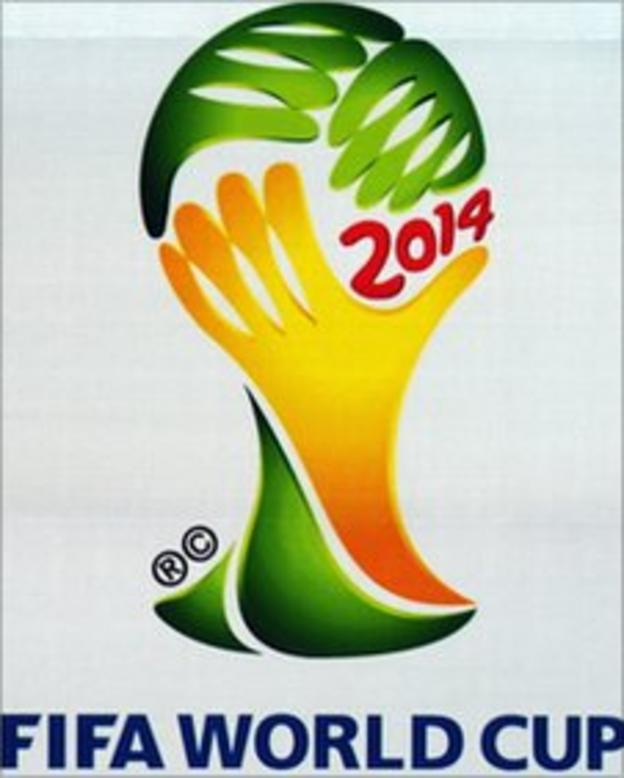 Brazil is hosting the 2014 World Cup