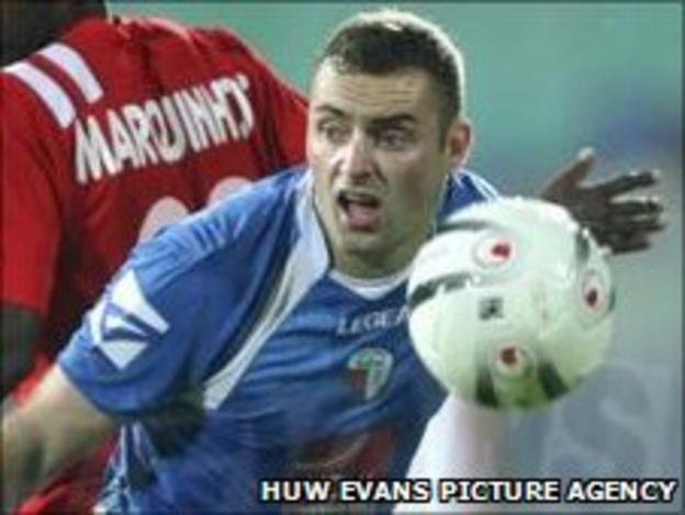 Danny Holmes