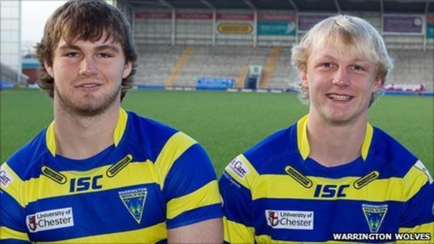 Ben and Rhys Evans
