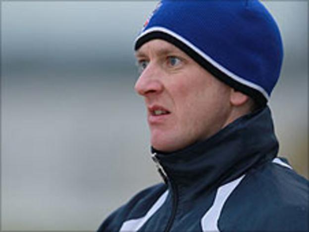 Former Coleraine manager David Platt