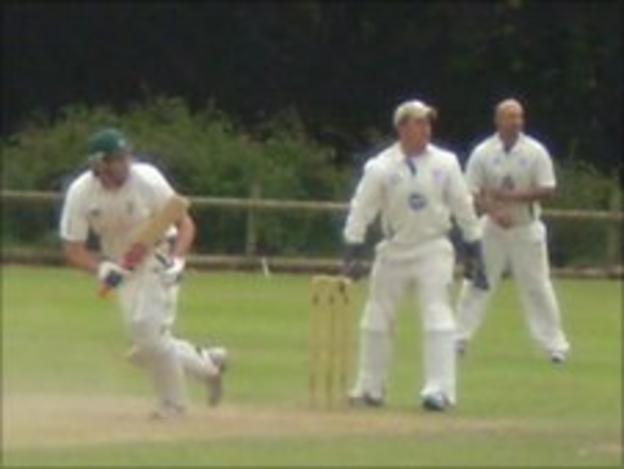 Herefordshire County Cricket Club