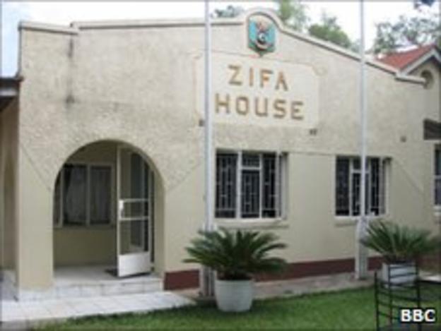 Zimbabwe Football Association headquarters