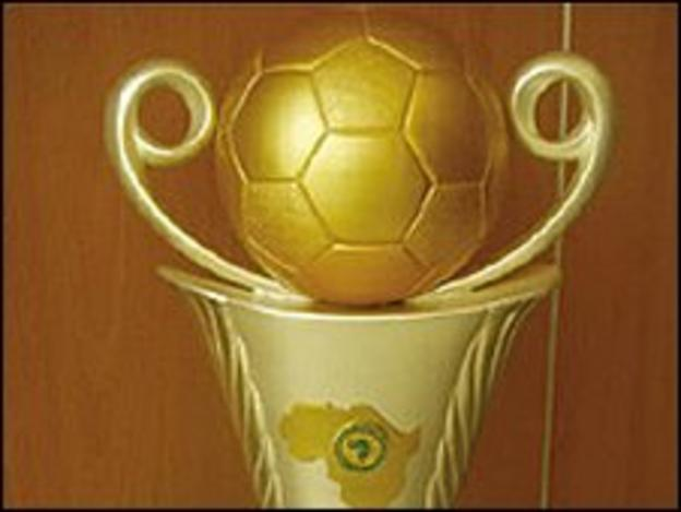 Confed Cup trophy