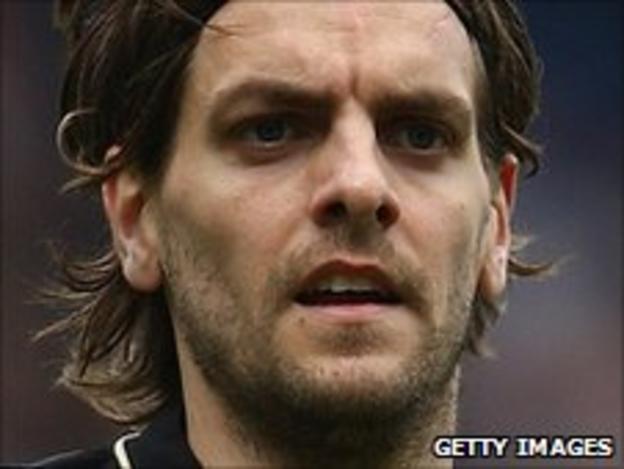 Stoke City defender Jonathan Woodgate