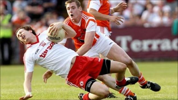 Healy Park action