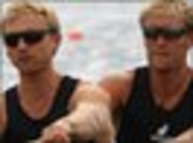 Eric Murray & Hamish Bond
