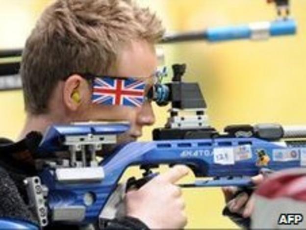 James Huckle shooting