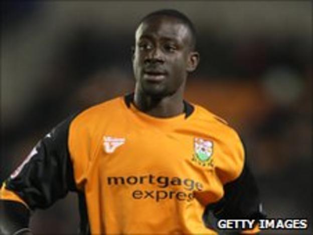 Albert Adomah of Bristol City