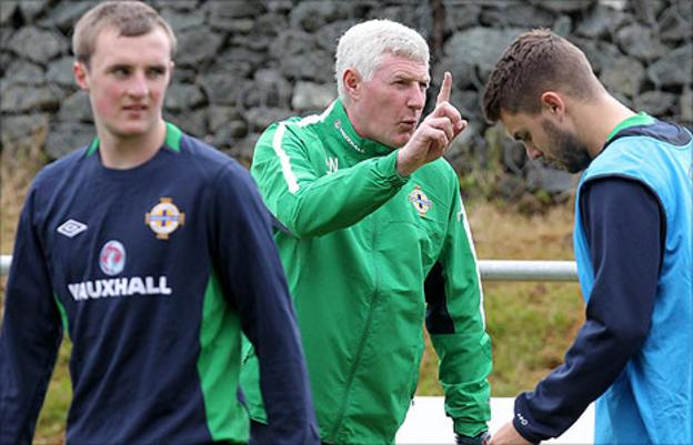 Nigel Worthington's Northern Ireland will face matches against Russia and Portugal