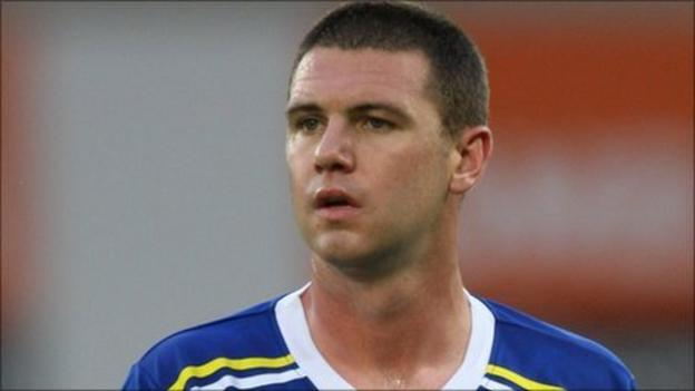 Cardiff City defender Anthony Gerrard