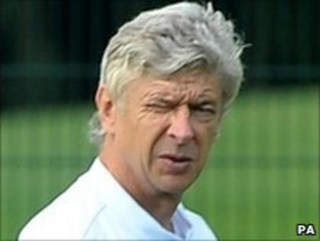 Arsene Wenger is a big supporter of financial fair play