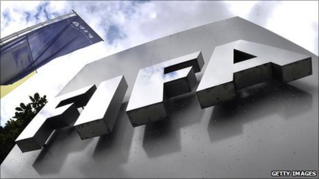 Fifa's headquarters