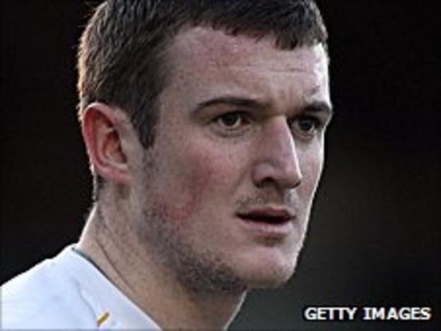Port Vale defender Lee Collins