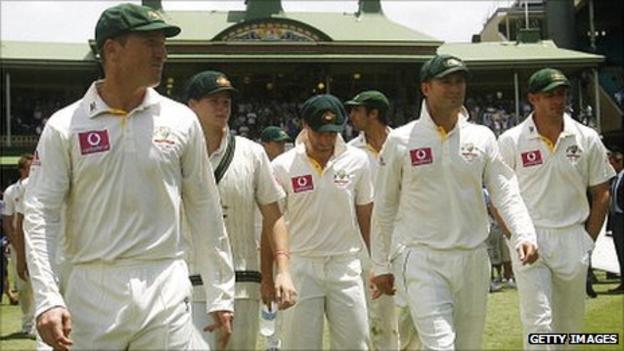 Australai suffer defeat in Sydney