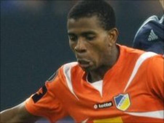 Benjamin Onwuachi also played for Apoel