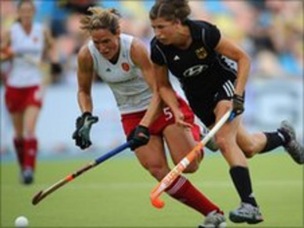 Crista Cullen against Germany