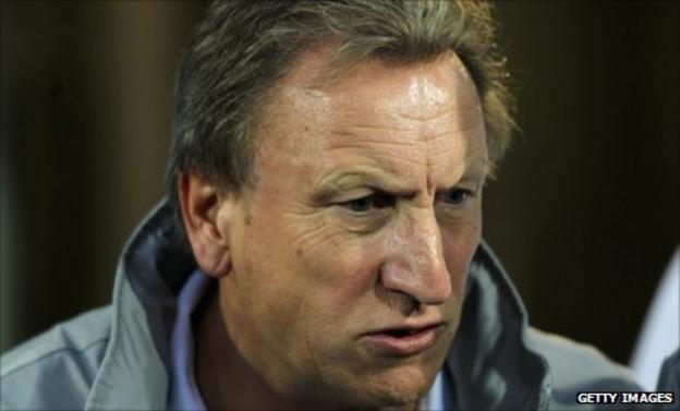 Queens Park Rangers manager Neil Warnock