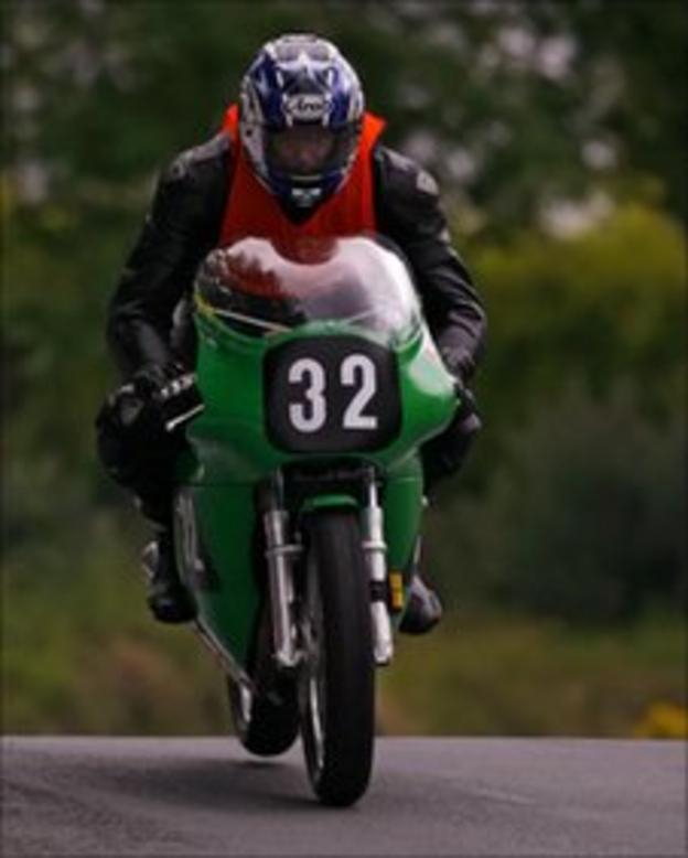 Manx Grand Prix Newcomer