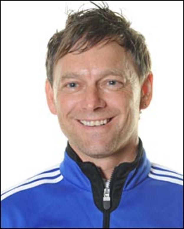 Glasgow coach Eddie Black