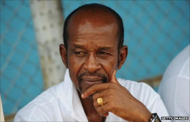 Enyimba coach Okey Emordi