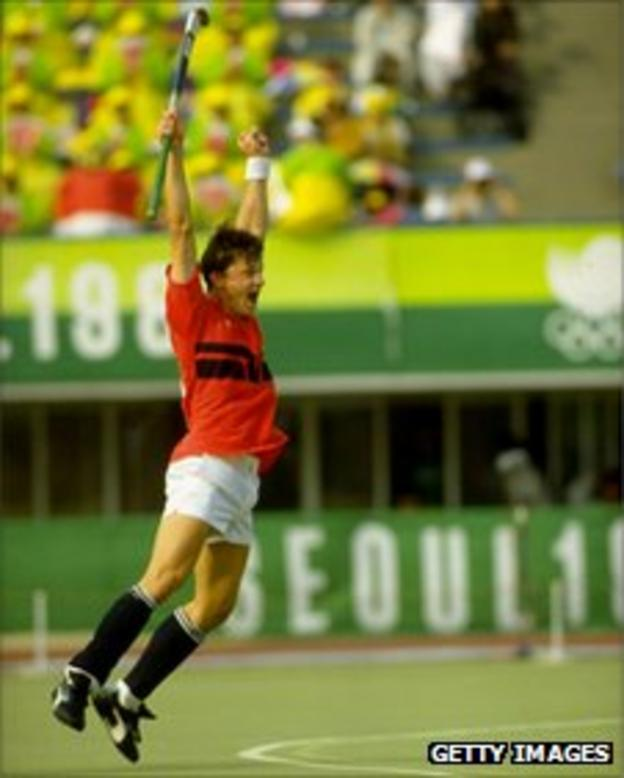 Sean Kerly at Seoul 1988