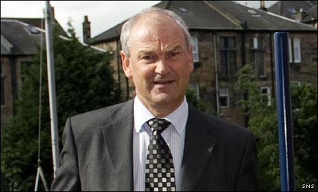 ICT chairman George Fraser