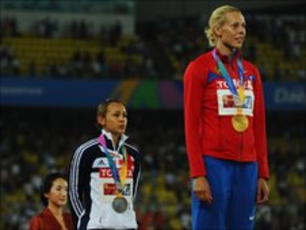 Jessica Ennis silver