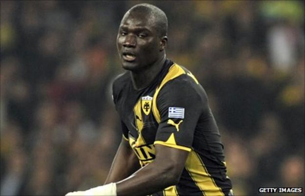 West Ham sign midfielder Papa Bouba Diop - BBC Sport