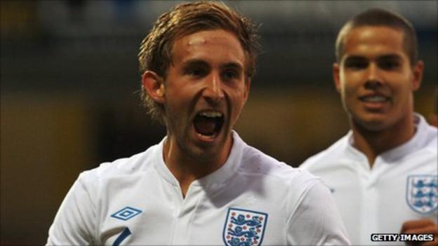 England Under-21 defender Craig Dawson