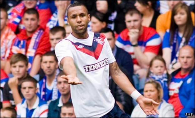 Rangers defender Kyle Bartley