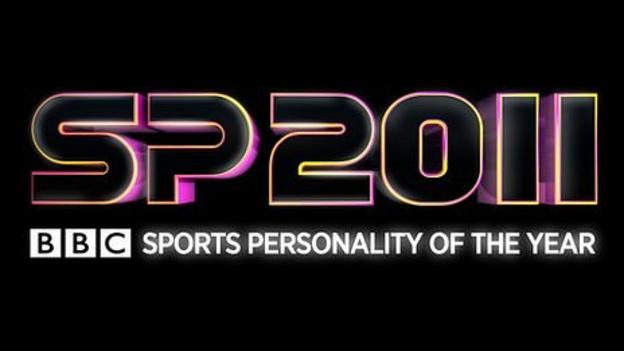 Sports Personality of the Year 2011 logo