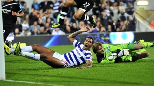 QPR's Jay Bothroyd