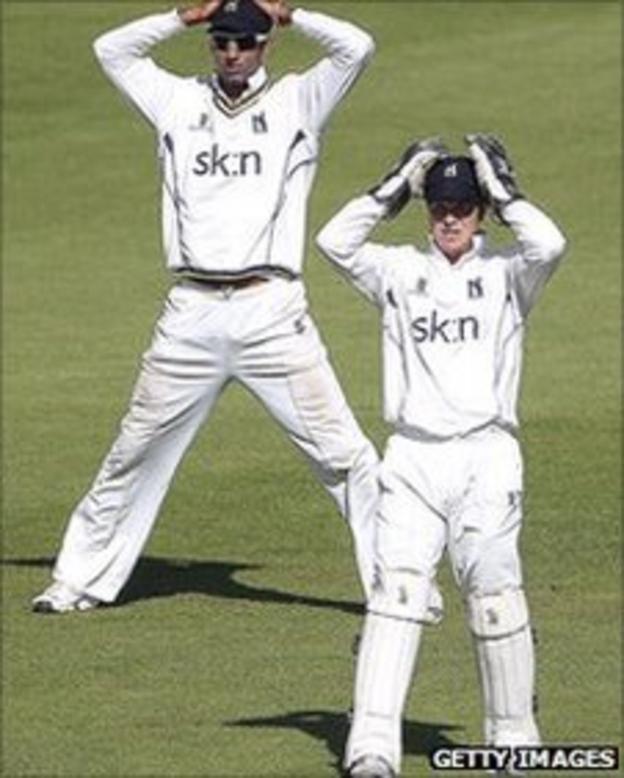 Varun Chopra and Tim Ambrose