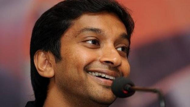 HRT F1 driver Narain Karthikeyan