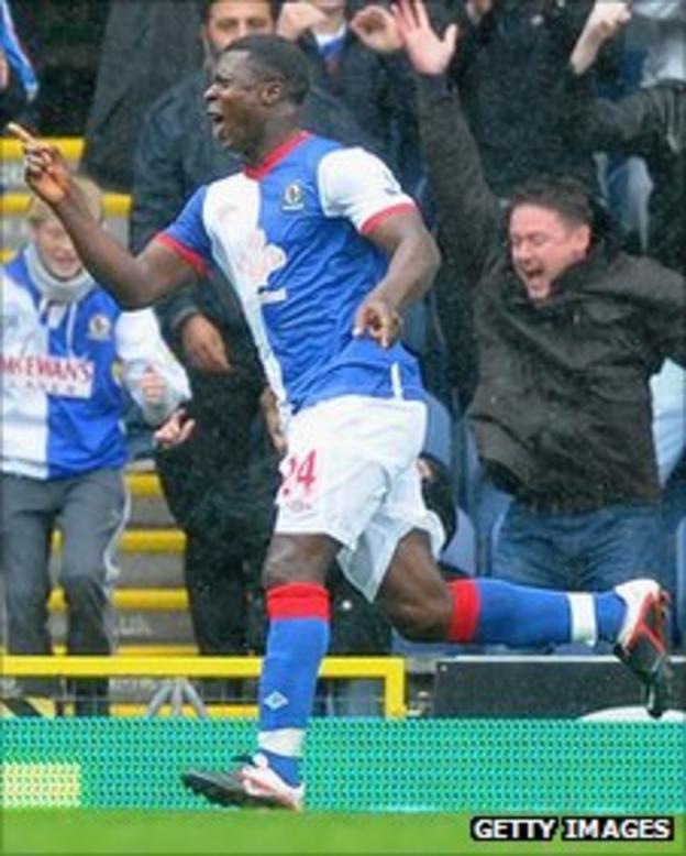 Nigeria and Blackburn striker Yakubu