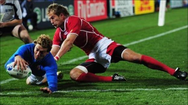 italia russia rugby - photo #15